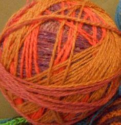 More magic ball knitting
