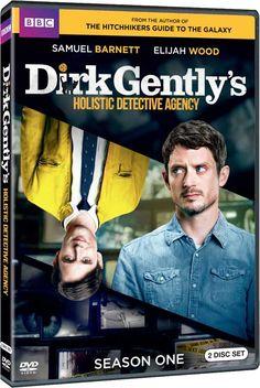 DIRK GENTLY'S HOLISTIC DETECTIVE AGENCY, Seizoen 1 (Gezien en gevolgd op Netflix)