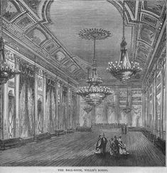The Ball-Room, Willis's Rooms