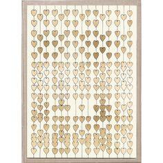 Cartier Heart Strings, Gold Leaf