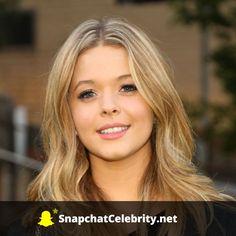 Sasha Pieterse Snapchat