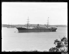 SS PORT CHALMERS by Australian National Maritime Museum on The Commons