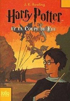 Couverture Harry Potter, tome 4 : Harry Potter et la coupe de feu