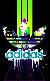 Resultado de imagen para adidas logo wallpaper