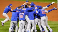 Chicago Cubs split $27.6 million in playoff shares