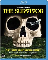 Bluray Tuesday featuring The Survivor (Blu-ray)