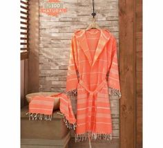 Set Halat si Prosop de Baie Sultan Coral  L/XL Coral, Dresses With Sleeves, Long Sleeve, Fashion, Moda, Sleeve Dresses, Long Dress Patterns, Fashion Styles, Gowns With Sleeves