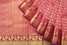 Bridal beauty in deep pink/purple