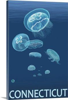 static.greatbigcanvas.com images singlecanvas_thick_none lantern-press connecticut-jellyfish-scene-retro-travel-poster,2176256.jpg?max=540
