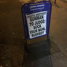 And finally, this courtroom drama.   41 Wonderfully British Things That Happened In 2015