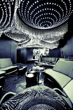 Chameleon Club, Dubai. Like this look? City Lighting Products can help! https://www.linkedin.com/company/city-lighting-products