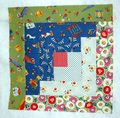 Log Cabin Blocks and Quilts