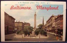 1960s Baltimore