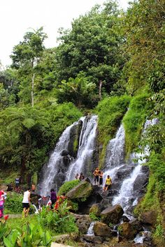 NORTH SUMATERA TOUR GUIDE: Air Terjun Bahbiak