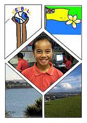 a-matou-mihi - visual mihi using Comic Life School Life, Art School, School Ideas, Teaching Activities, Teaching Resources, Teaching Ideas, Waitangi Day, Maori Patterns, Matou