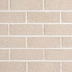 face brick to sides and rear of house.  Austral Urban One - Silver