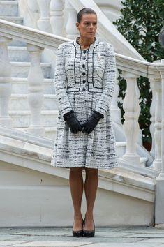 Princess Stephanie, National Day 2012