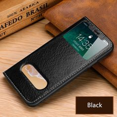 There are 3 color for iPhone X/XS/XR/XS Max,iPhone and plus, Black, Copper, Dark brown. Leather Cell Phone Cases, Iphone 6, Iphone Cases, Can You Help Me, Max Black, Visa Card, Leather Bags Handmade, Wallets For Women, Real Leather