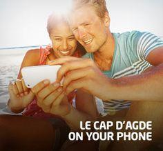 Official website of the Office de Tourisme - Le Cap d'Agde - La cité d'Agde - Le Grau d'Agde - La Tamarissière