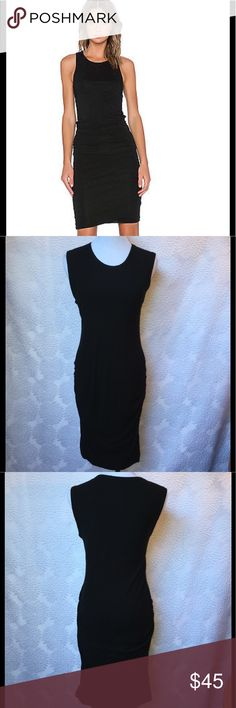 James Peres bodycon dress James Perse bodycon dress size 3.  Like new condition! James Perse Dresses Midi