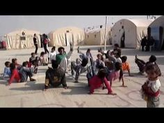 UNICEF: 'Capoeira therapy' brings joy to Iraqi refugee children - YouTube