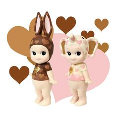 Image of Sonny Angel Artist Collection - Chocolate Heart