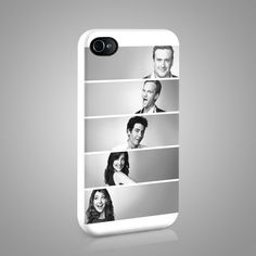 How I Met Your Mother: Design 2 iPhone and Samsung Phone Case