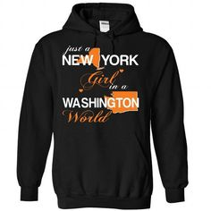 NEWYORK GIRL IN WASHINGTON - #gift #gift for girls. GUARANTEE => https://www.sunfrog.com/Valentines/NEWYORK-GIRL-IN-WASHINGTON-Black-Hoodie.html?68278