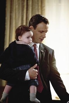 Fitz and Baby Teddy