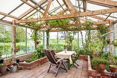 orangeri växthus öppen spis - Sök på Google