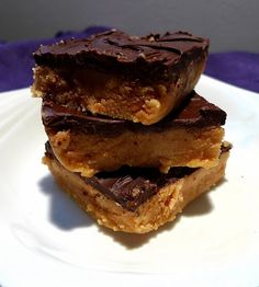 No-Bake Peanut Butter Ritz Bars