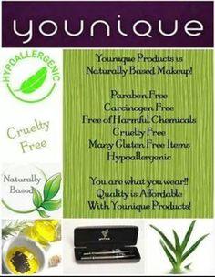 Enfin des produit offert sans produit chimique 100% naturel <3 www.youniquebystef.com