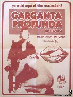 I Love Deepthroat Deep, Graphic Design, Retro, My Love, Movie Posters, Typo, Popcorn, Movies, Poster