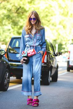 60 Head-To-Toe-Amazing Street Style Snaps From Milan Fashion WeekThe  street.