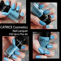 MichelaIsMyName: NOTD // CATRICE Cosmetics Nail Lacquer 530 Up In T...