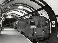 Aldwych Underground Station Tours  Dates: 7 November - 1 December 2013