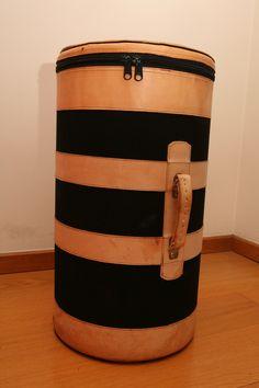 Caixa de proteção para cabaças