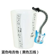 Cheap gifts male, Buy Quality mug 24 directly from China mug yellow Suppliers: Free Shipping 2013 New Creative Guitar Music Mug Ceramic Mug Coffee Cup/novelty giftProduct DescriptionMaterial:Bone chi