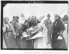 Tour de France 1936, 18e étape Bordeaux-Saintes (le matin) le 30 juillet : le vainqueur de l'étape Éloi Meulenberg (équipe de Belgique)