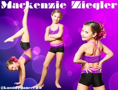 Mackenzie Ziegler Edit By kassidy Dancer
