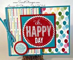 Starburst Sayings, Stampin' Up!, Occasions Catalog, Birthday Basics, Starburst framelits, Label Love