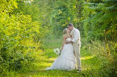 Jill & John George Wedding  Wolf Oak Acres Photo courtesy of Steve Marsh Photography