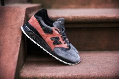 Todd Snyder and New Balance Release Fourth NB1 Collaboration