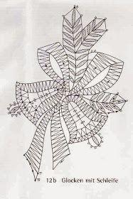 Crochet Tree, Form Crochet, Crochet Motif, Fabric Stiffener, Romanian Lace, Bobbin Lacemaking, Bobbin Lace Patterns, Point Lace, Lace Making