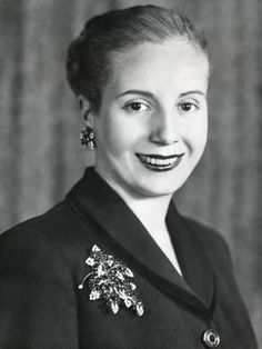 [May Born this day, María Eva Duarte, who became Eva Perón when she married Juan Perón who later became the President of Argentina. She was the First Lady of Argentina from 1946 until her death in She was also known as Evita. Lucille Ball, Time Magazine, Malala Yousafzai Zitate, President Of Argentina, First Ladies, Lady, People Talk, Historical Photos, 1940s