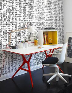 trestle desk ideas hot trend 1 spoon %20kartell thumb 630x819 15888 20 Trestle Desk Ideas for the Hottest Trend