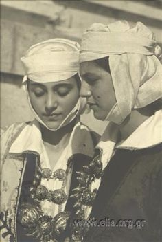 Discover inspiring cultural heritage from over 3500 European museums, libraries and archives in Europeana Costumes For Women, Greek Costumes, Female Costumes, Greek Traditional Dress, Folk Costume, Greece, Nostalgia, Museum, Culture