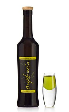Great olive oil always makes me euphoric!