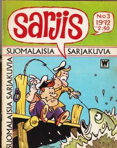 Sarjis N:o 3 1972