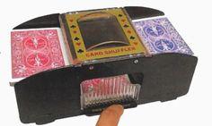 2 DECK CARD SHUFFLER...61958     (B/O RESTOCK DECEMBER 29 APPROX)